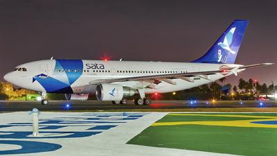CS-TKN - Airbus A310-325 - SATA International