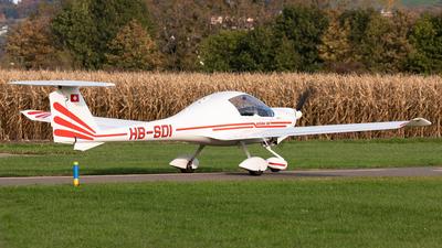 HB-SDI - HOAC DV-20-100 Katana - Air Fribourg Services