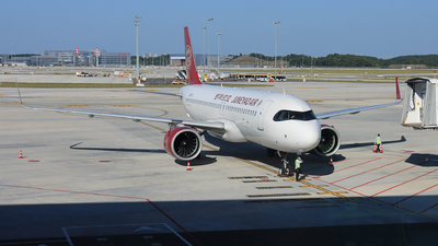 B-30FC - Airbus A320-271N - Juneyao Airlines