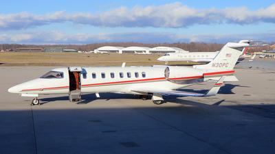 N30PC - Bombardier Learjet 45 - Georgia Power
