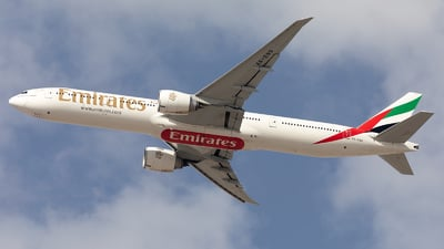 A6-ENS - Boeing 777-31HER - Emirates