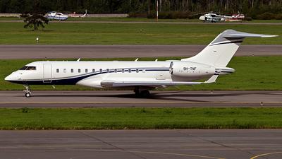 9H-TNF - Bombardier BD-700-1A10 Global 6000 - Albinati Aviation
