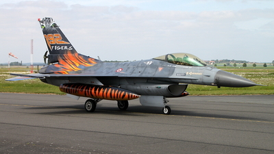 93-0682 - General Dynamics F-16C Fighting Falcon - Turkey - Air Force