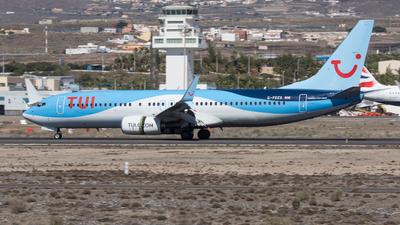 G-FDZX - Boeing 737-8K5 - TUI