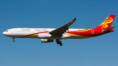 F-WWCH - Airbus A330-343 - Hainan Airlines