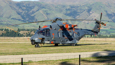 NZ3304 - NH Industries NH-90TTH - New Zealand - Royal New Zealand Air Force (RNZAF)