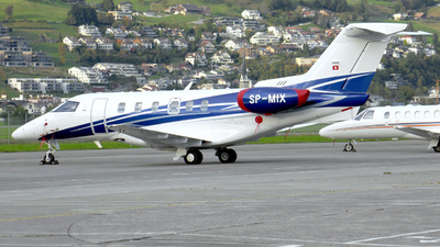 SP-MIX - Pilatus PC-24 - Jet Story
