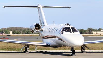A picture of YV2844 - Cessna 525A CitationJet CJ2+ - [525A0318] - © Sergio Mendes