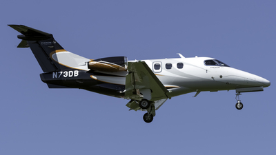 A picture of N73DB - Embraer Phenom 100 - [50000020] - © Kerrigan_Aviation_NJ
