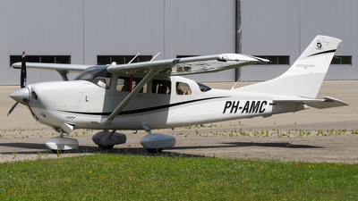 PH-AMC - Cessna T206H Stationair TC - Private