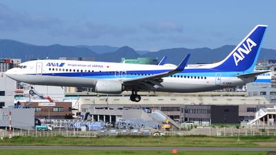 JA70AN - Boeing 737-881 - All Nippon Airways (ANA)