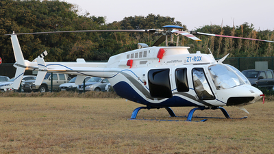 ZT-RGX - Bell 407GXP - Private