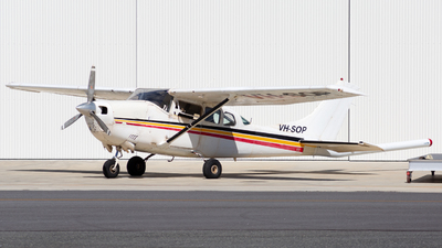 VH-SOP - Cessna U206G Stationair - Private