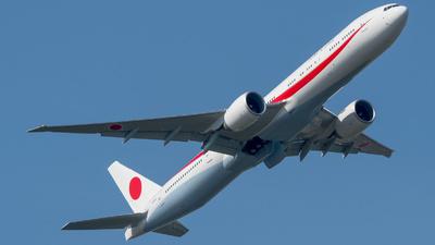 N509BJ - Boeing 777-3SBER - Boeing Company