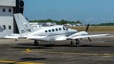 ZS-JNE - Cessna 421C Golden Eagle - Private