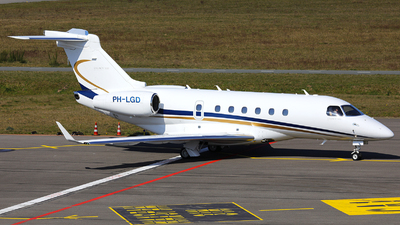 A picture of PHLGD - Embraer Legacy 500 - [55000011] - © R. Eikelenboom