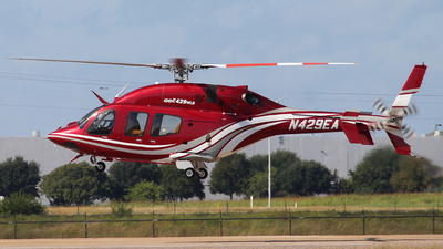 N429EA - Bell 429 WLG - Bell Helicopter Textron