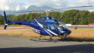 TG-MCS - Bell 206B JetRanger III - Private