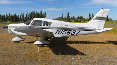 N15637 - Piper PA-28-140 Cherokee F - Private