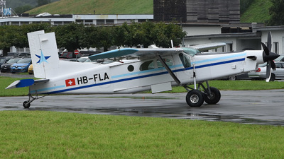 HB-FLA - Pilatus PC-6/B2-H4 Turbo Porter - Zimex Aviation