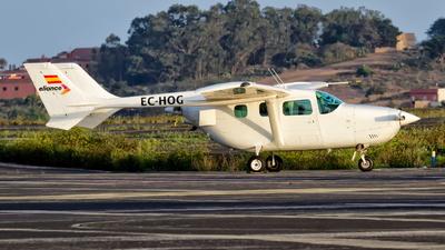 EC-HOG - Reims-Cessna F337G Super Skymaster - Eliance