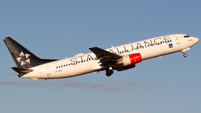 A picture of LNRRW - Boeing 737883 - SAS - © Andre_S
