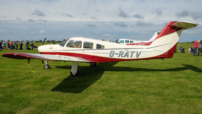 G-RATV - Piper PA-28RT-201T Turbo Arrow IV - Private