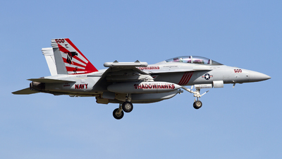 168893 - Boeing EA-18G Growler  - United States - US Navy (USN)