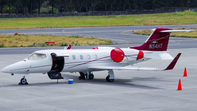 N54HT - Bombardier Learjet 31A - Private