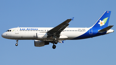 A picture of RDPL34188 - Airbus A320214 - Lao Airlines - © Wuweican