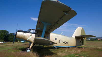 SP-AOA - PZL-Mielec An-2 - Private