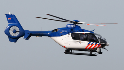 PH-PXF - Eurocopter EC 135P2 - Netherlands - Police
