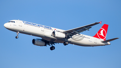 A picture of TCJML - Airbus A321231 - Turkish Airlines - © Denis Kuzmenko