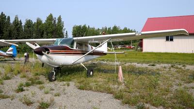 A picture of N7178M - Cessna 175 Skylark - [55478] - © Stefan Bratner
