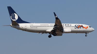 B-5516 - Boeing 737-86N - Shandong Airlines