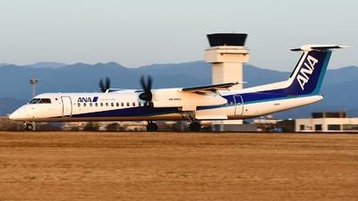 JA851A - Bombardier Dash 8-Q402 - ANA Wings