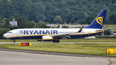 SP-RKA - Boeing 737-8AS - Ryanair Sun