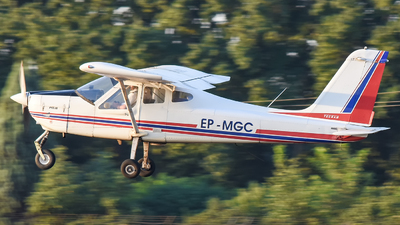 EP-MGC - Tecnam P92 Echo JS - Meraj Aviation Flight Academy