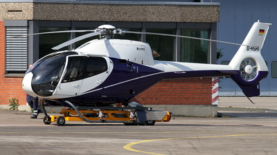 D-HSHI - Airbus Helicopters H120 - Germany - Bundespolizei