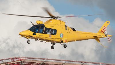 I-PNTH - Agusta-Westland AW-109SP GrandNew - Elitaliana