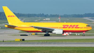 N775AX - Boeing 767-281(PC) - DHL (ABX Air)