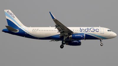 A picture of VTIFT - Airbus A320232 - IndiGo - © Aneesh Bapaye