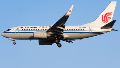 B-5229 - Boeing 737-79L - Air China