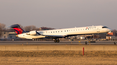 N925XJ - Bombardier CRJ-900LR - Delta Connection (Endeavor Air)