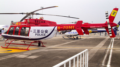 B-70MD - Bell 407GXP - Sichuan Xiangyun General Aviation