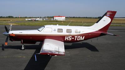 HS-TOM - Piper PA-46-350P Malibu Mirage/Jetprop DLX - Private