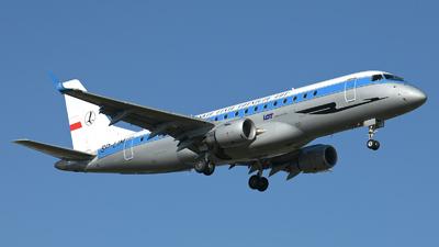 A picture of SPLIM - Embraer E175LR - LOT - © Didier Vittoz