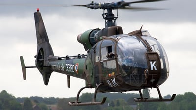 3857 - Aérospatiale SA 342M Gazelle - France - Army