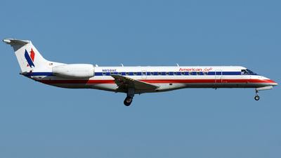 N858AE - Embraer ERJ-140LR - American Eagle