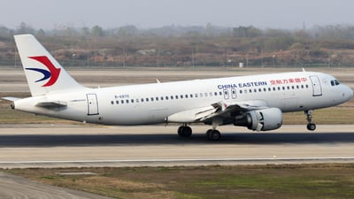 B-6870 - Airbus A320-214 - China Eastern Airlines